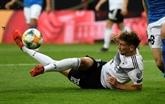Euro-2020: l'Allemagne sans Goretzka contre les Pays-Bas