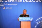 Dialogue de défense: Nguyên Chi Vinh parle de la cybersécurité