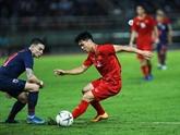 Vietnam - Thaïlande : match nul lors des éliminatoires asiatiques de la Coupe du monde 2022 