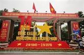Fête nationale du Vietnam: message de félicitations du président indien