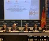 Vinh Phuc promeut l'investissement aux États-Unis