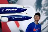 Boeing: des problèmes techniques lors des tests du futur long courrier 777X