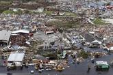 Bahamas: le nouveau bilan de l'ouragan Dorian est de 43 morts