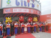 Le vietnamien Biti's ouvre son premier magasin au Cambodge