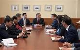 Le Vietnam veut renforcer son partenariat judiciaire avec les États-Unis