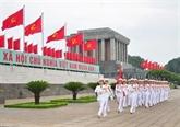 Les dirigeants étrangers félicitent le Vietnam pour sa Fête nationale