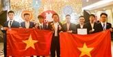 Le Vietnam brille à la 4e Olympiade internationale des métropoles à Moscou