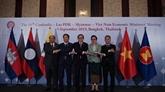 Le Vietnam contribue activement à la coopération économique régionale
