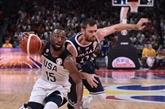 Les États-Unis, l'Australie et la France en quarts de finale