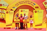 Coupe VTV Tôn Hoa Sen 2019: Bikelife Dông Nai remporte la victoire