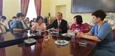 Un séminaire sur la traduction du vietnamien en russe et vice versa à Moscou