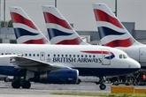 British Airways: grève des pilotes, presque tous les vols annulés