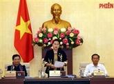 La 37e session du Comité permanent de l'AN s'ouvre à Hanoï