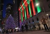 À Wall Street, Nasdaq et S&P 500 enregistrent leur meilleure année en six ans