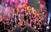 Clôture du 6e Festival de jeu du lancer de balles d'étoffe Vietnam-Laos-Chine