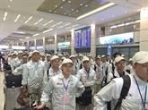 Le Vietnam prévoit denvoyer 130.000 travailleurs à létranger