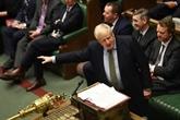 Brexit : les députés britanniques donnent leur feu vert au grand saut