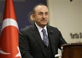 Le ministre turc des AE se rend en Irak pour renforcer les relations bilatérales