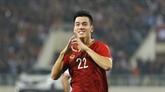 L'AFC apprécie l'attaquant Nguyên Tiên Linh