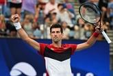 ATP Cup : Djokovic se fait peur mais envoie la Serbie en demies