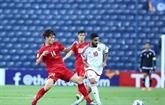 Le Vietnam fait match nul contre les Émirats arabes unis