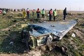 Crash d'un avion près de Téhéran : l'Iran exclut la thèse du missile