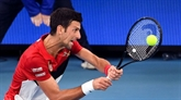 Djokovic domine Medvedev et envoie la Serbie en finale de l'ATP Cup