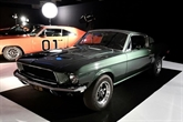 La Mustang conduite par Steve McQueen dans