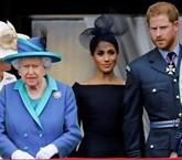 Réunion de crise de la famille royale autour d'Elizabeth II