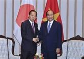 Le Japon sera un partenaire le plus important du Vietnam