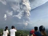 Risque d'éruption