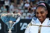 WTA : Serena Williams, titrée à Auckland, met fin à près de 3 ans de disette