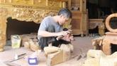 À Chàng Son, le village qui perpétue l'habitat traditionnel en bois