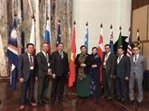 Le Vietnam à la 28e réunion annuelle du Forum parlementaire Asie-Pacifique