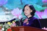 L'Association d'amitié Vietnam - Cuba tient son Ve congrès