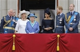 Elizabeth II accorde à Harry et Meghan une