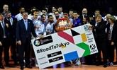 Volley : la France, le Canada et l'Iran verront Tokyo-2020, pas la Serbie ni la Slovénie