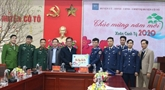 Têt 2020 : activités à destination des soldats et des pêcheurs