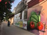 Chu Xa, le premier village de fresques à Hanoï