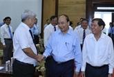 Le Premier ministre en visite de travail à Trà Vinh