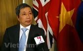 Londres : réunion sur la présidence vietnamienne de l'ASEAN