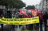 Retraites/France : la mobilisation continue, Philippe insiste sur l'équilibre financier