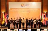 Les hauts responsables économiques de l'ASEAN se réunissent à Hanoï