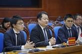 Une délégation de la préfecture de Yamanashi en visite de travail à Hoà Binh
