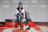 Ski alpin : Vlhova domine Shiffrin pour la 2e fois consécutive à Flachau