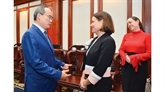 Coopération économique : Hô Chi Minh-Ville souhaite travailler avec l'Australie