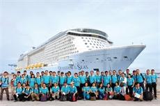 Saigontourist Travel accueille des milliers de croisiéristes étrangers