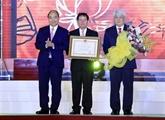 Le Premier ministre à la célébration des 120 ans de la naissance de Trà Vinh