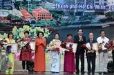 Hô Chi Minh-Ville salue les contributions des Viêt kiêu