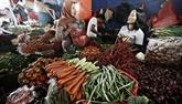 Indonésie : l'inflation en janvier devrait atteindre son plus bas niveau en quatre ans
